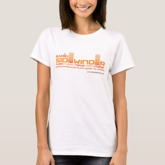 Radiosidewinder-Frauent-shirt T-Shirt