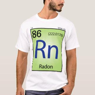 Radon- (Rn)Element-T - Shirt - nur Front