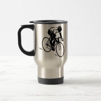 Radsport Fahrrad Biker Reisebecher