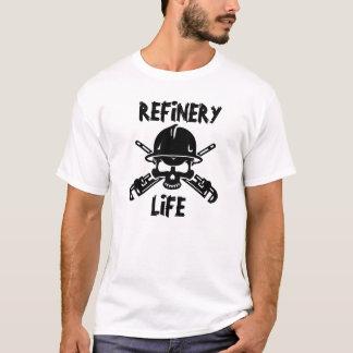 Raffinerie-Leben-T-Stück T-Shirt