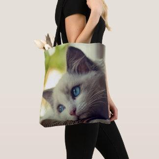 Ragdoll Kätzchen Tasche