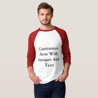 Raglan-Shirts - 3/4 Hülsen-Männer T-Shirt