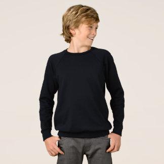 Raglan-Sweatshirt der Jungen amerikanisches Sweatshirt