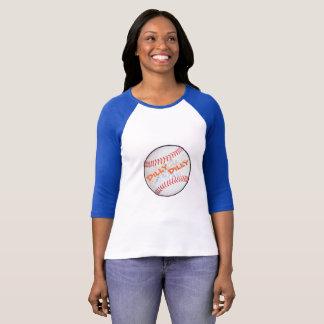 Raglan-T-Shirt 3/4 Hülsen-BaseballDillyDilly T-Shirt
