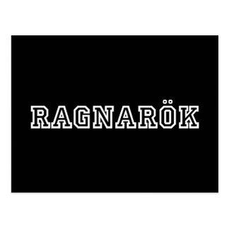 Ragnarok Postkarte