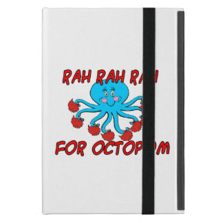Rah Rah Rah für Octopom iPad Mini Schutzhülle