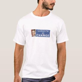RAHM EMANUEL - GANGSTA DER ÄNDERUNG T-Shirt