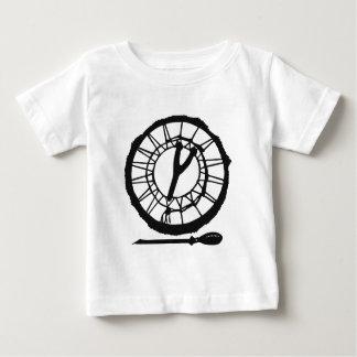 Rahmentrommel mit Schläger Baby T-shirt