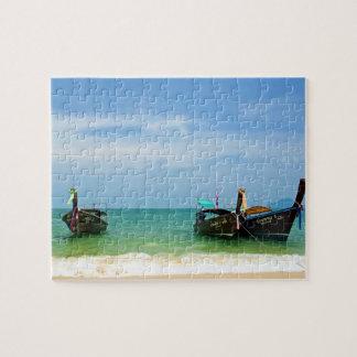 Railay Strand Krabi, Thailand Puzzle