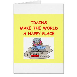 railroading karte