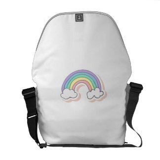 rainbow kuriertasche