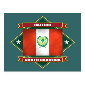 Raleigh-Diamant Postkarte