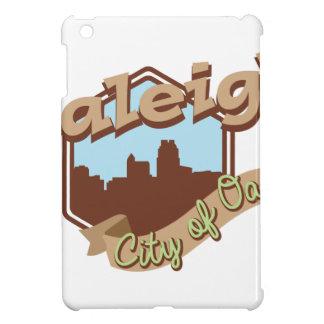 Raleigh-Stadt der Eichen iPad Mini Hülle