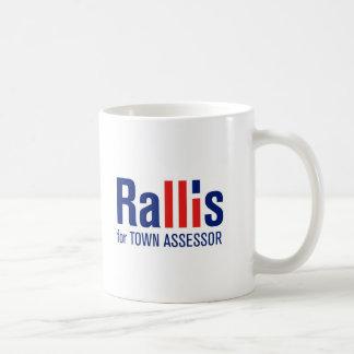 Rallis für Assistenten-Tasse Kaffeetasse