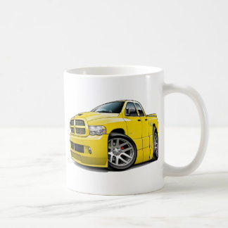 RAM Dualcab Gelb des Dodge-SRT10 Kaffeetasse