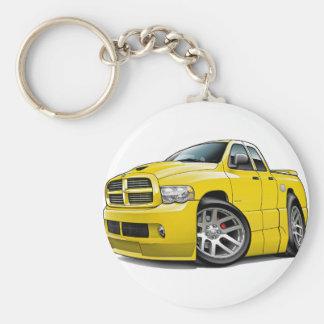RAM Dualcab Gelb des Dodge-SRT10 Schlüsselanhänger
