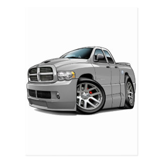 RAM Dualcab Grau des Dodge-SRT10 Postkarte