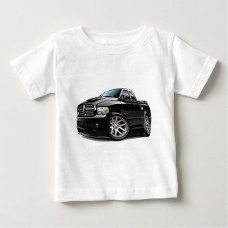 RAM Dualcab Schwarzes des Dodge-SRT10 Baby T-shirt