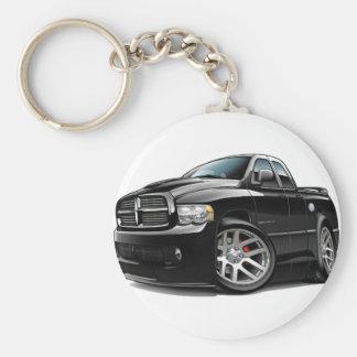 RAM Dualcab Schwarzes des Dodge-SRT10 Schlüsselanhänger