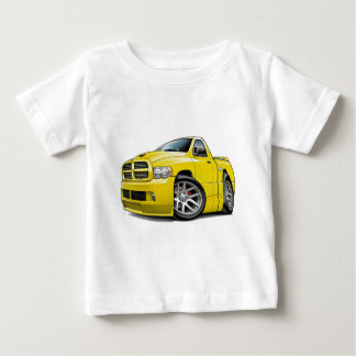 RAM-Gelb des Dodge-SRT10 Baby T-shirt