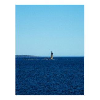 RAM-Insel-Leisten-Licht Postkarte