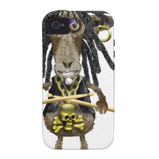 RAM Kebab ein Schwermetallfelsen SCHAF Case-Mate iPhone 4 Hüllen