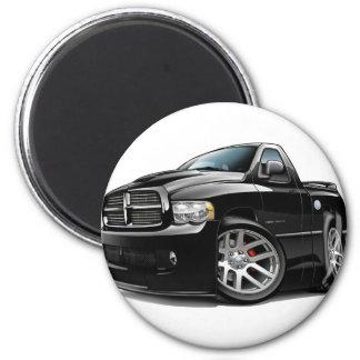 RAM-Schwarzes des Dodge-SRT10 Runder Magnet 5,7 Cm