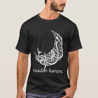 Ramadan Kareem (dunkle Farben) T-Shirt
