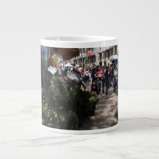 Rambla, Barcelona Extragroße Tassen
