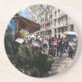 Rambla, Barcelona Untersetzer