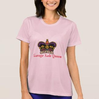 Ramschverkauf-Königin-königlicher Damen-T - Shirt