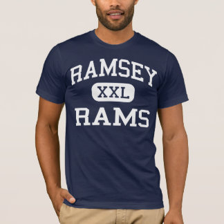 Ramsey - RAMs - Highschool - Ramsey New-Jersey T-Shirt
