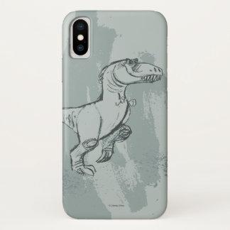 Ramsey Skizze iPhone X Hülle