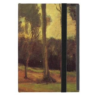 Rand eines Holzes, Vincent van Gogh. iPad Mini Hülle
