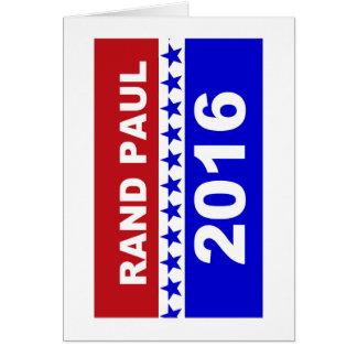 Rand Paul 2016 Karte