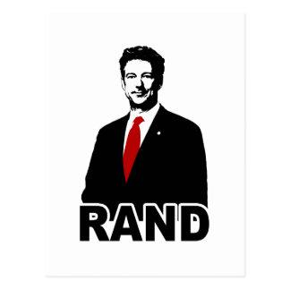 Rand Paul Postkarte