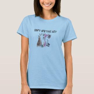 randalieren Sie auf dem Setbaby - Puppen-T - Shirt