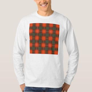 Randolph-Clan karierter schottischer Kilt Tartan T-Shirt