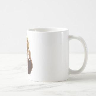 Randolph der Löwe Kaffeetasse