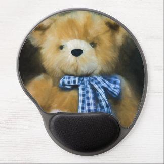Randolph - flockiges Wuzzy Gel Mousepad