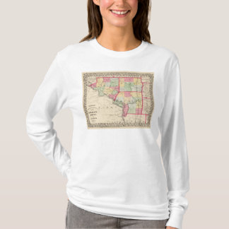 Randolph, Perry, Jackson-Landkreise T-Shirt