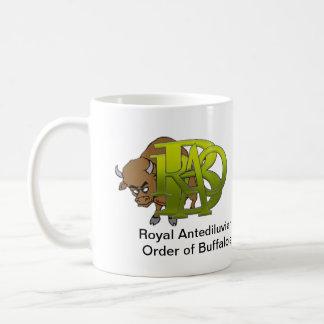 RAOB - Königlicher Antediluvian-Auftrag des Kaffeetasse
