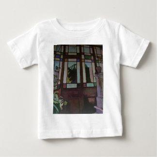 "Raoul Dufy ""Buntglas-Tür "" Baby T-shirt"