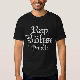 Rap Böhse Onkelz T Shirt