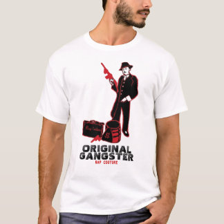 Rap-Couturemobster-ursprünglicher Gangster-T - T-Shirt