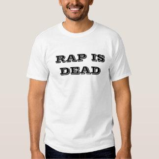 RAP IST TOT TSHIRTS