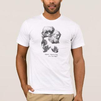 """RAPHAEL - Charakter-Studie für ein """"letztes T-Shirt"""