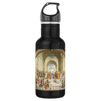RAPHAEL - Die Schule von Athen 1511 Edelstahlflasche