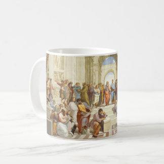 RAPHAEL - Die Schule von Athen 1511 Kaffeetasse