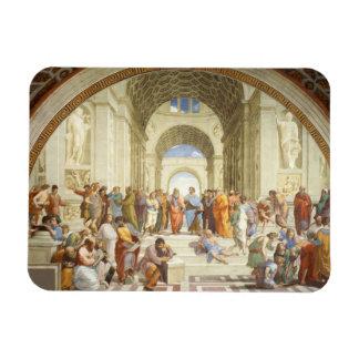 RAPHAEL - Die Schule von Athen 1511 Magnet
